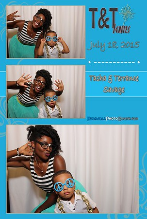 Tasha & Terrance's Wedding 7-18-2015