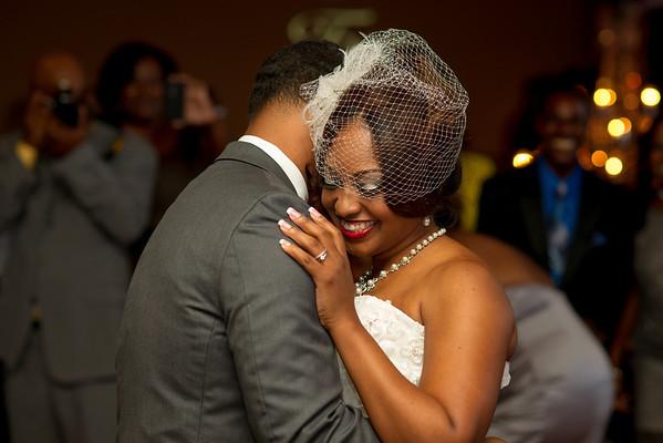 Tawana and Marvin's Wedding - 7/28/13