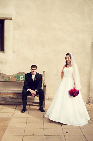 Teresa + Brian Wedding