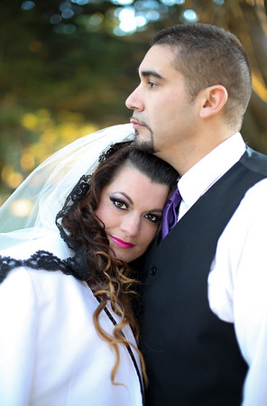Teresa and Ben Wedding Session