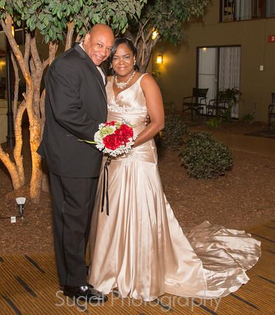 Teryl and Mike Wedding