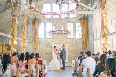 Tessie & Gilbert Maldonado Wedding