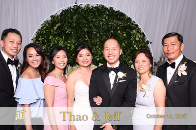 Thao & Jeff Wedding - October 14, 2017