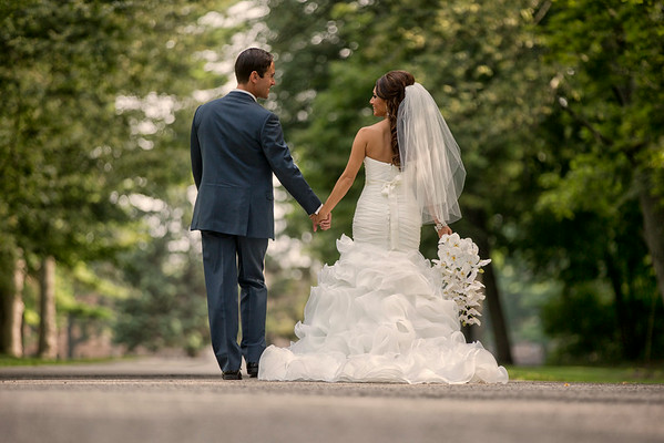 Gina Seidl and Kevin Strohl Wedding Gallery