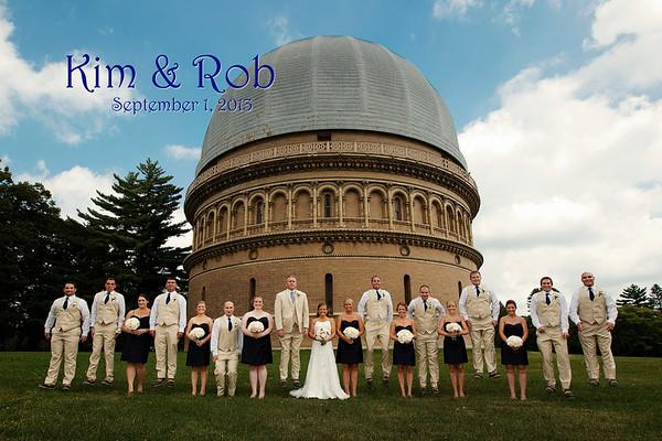 Kim Preusch & Rob Dalaskey Wedding Gallery