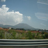 Mount Vesuvius (from the car services from Naples to Amalfi)