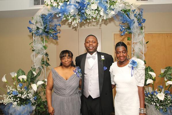 The Boykins Wedding