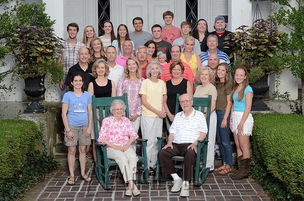The Corrigan Family