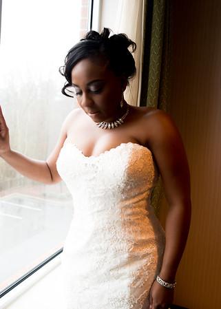 Wedding Posed
