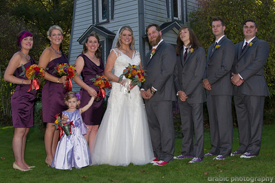The Dunn Wedding - October 12th, 2013
