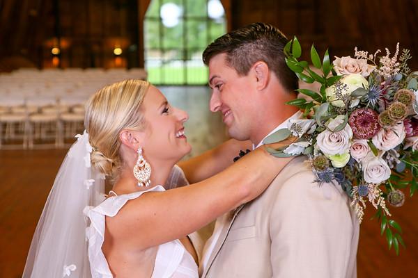 The Furr Wedding Day