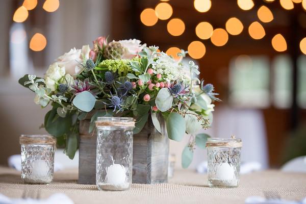The Furr Wedding Reception