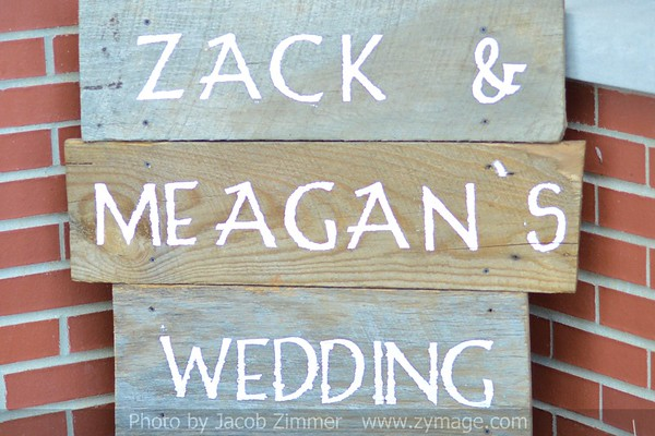 Zach Garr and Meagan Able Wedding
