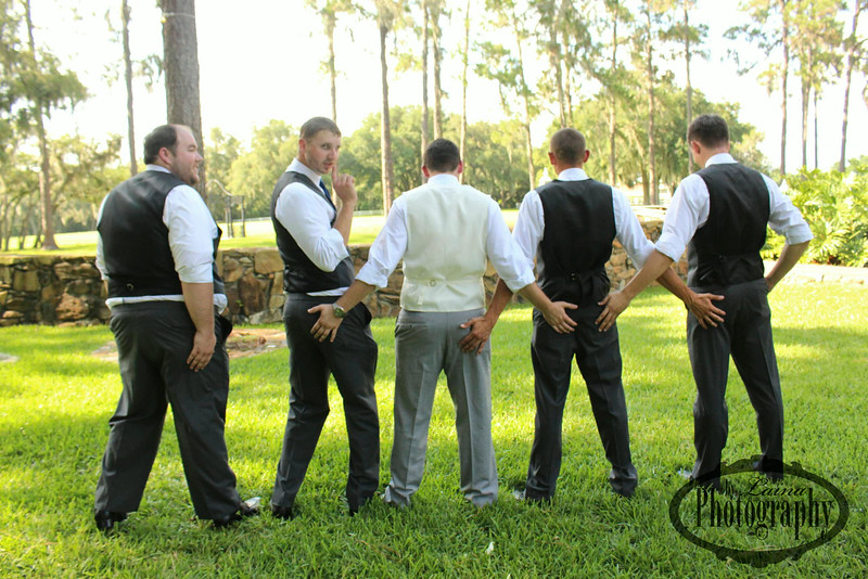 The Lange Farm Wedding, Dade City Wedding, Dade City Wedding Photographer, Something Blue Wedding, Blue Wedding Shoes, Photography By Laina, Tampa Lifestyle Wedding Photographer, Goofy groomsmen