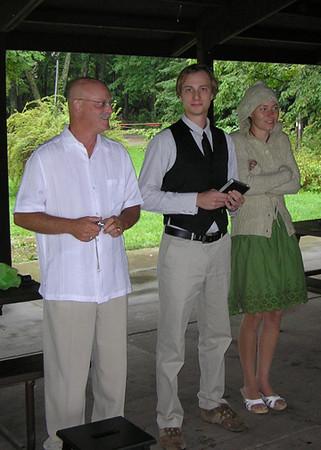 Curt, Sean & Kelly