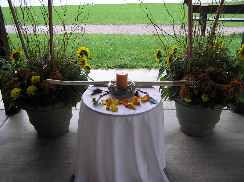 Ceremony - Unity Table 01