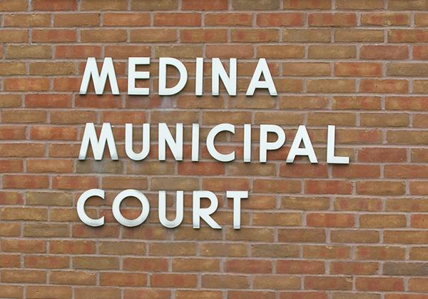 Civil Ceremony -  Medina Court