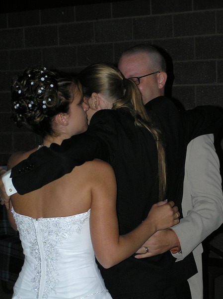 Ceremony -  Trio Hug