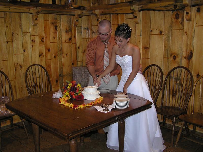 Cake Cutting 01
