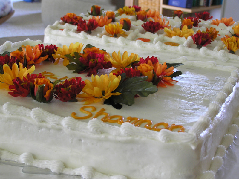 Reception- Cake 01