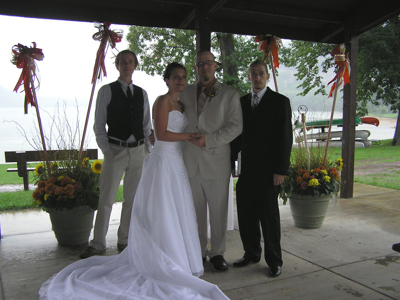 Ceremony - Matt, Shannon, Sean & Ryan