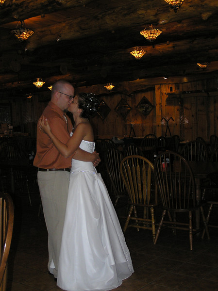 First Dance - Kiss