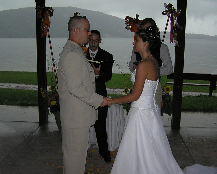 Ceremony - Exchanging Vows
