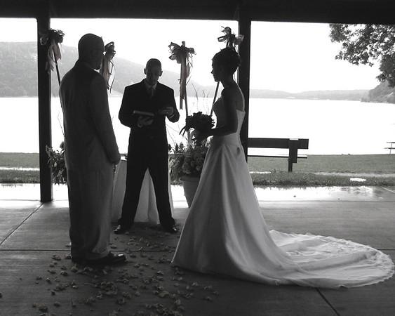 Ceremony - Trio Black & White