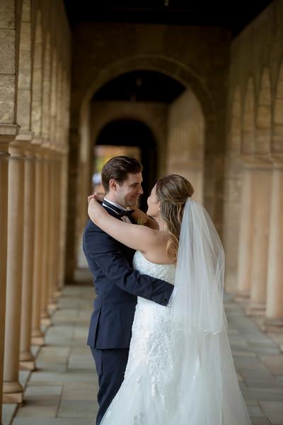 Stephanie + Matthew's Wedding