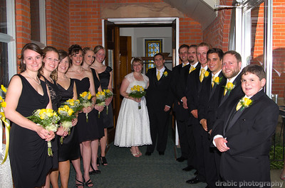 The Sarah and Curtis Weimer Wedding