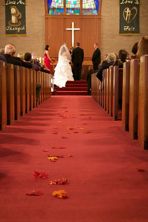 The Troxler Wedding 10/20/12