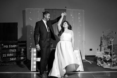 The Wedding Reception of Aimee & Hugo