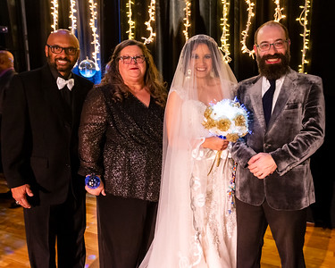 The Wedding at the End of the Universe