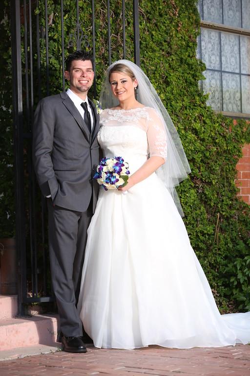 The Wedding of Bo & Stephanie Permenter