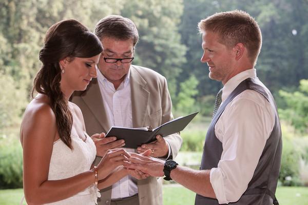 The Wedding of Deanna + Brad