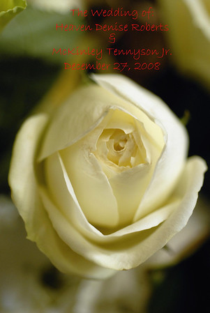 The Wedding of Heaven Denise Roberts & McKinley Tennyson Jr. (Highlights)