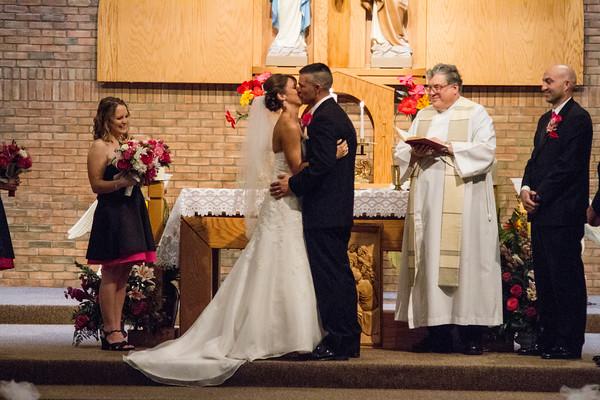 The Wedding of Jenny + Nick - October 18, 2014