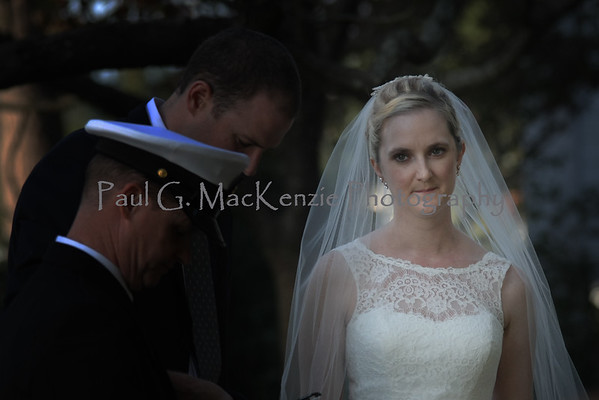 The Rehearsal and Wedding of Kathleen Stickel and Jeffrey Bockert