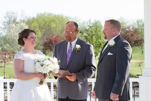 The Wedding of Laura & Mark