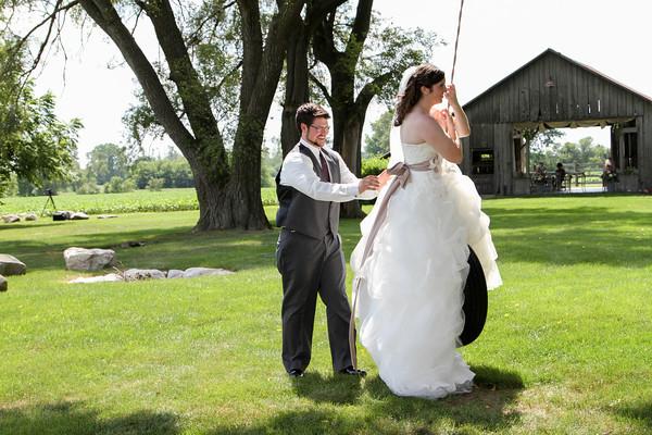 The Wedding of Rachel + Floyd - July 13, 2013