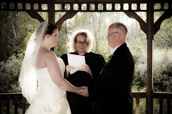 The Wedding of Sara and Michael
