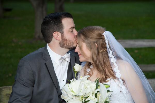 The Wedding of Sarah + Chris - 10/11/14