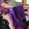"a big purple bag........ full of  ""stuff"""