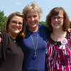 Jennifer, Marsha and Kristina