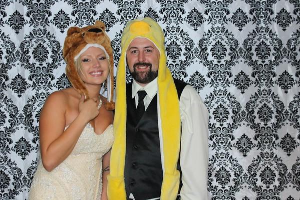 The wedding of Amber & Aaron