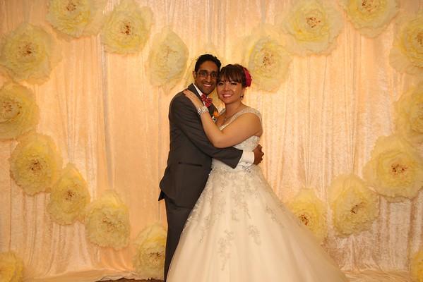 The wedding of Megumi & Chris