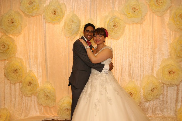 The wedding of Megumi & Chris