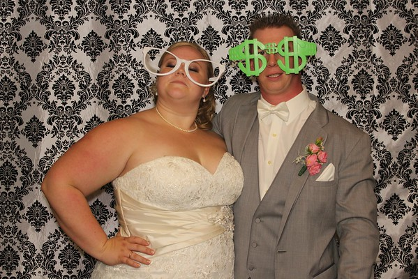 The wedding of Melissa & Joel