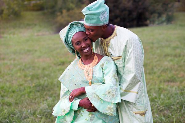 The Sanni's Wedding
