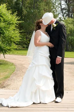 Theresa & Justin Wedding Aug 1, 2009